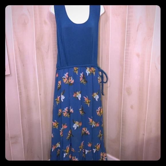b680e838d Ava   Viv Dresses   Skirts - Ava   Viv Floral maxi dress size 4X plus